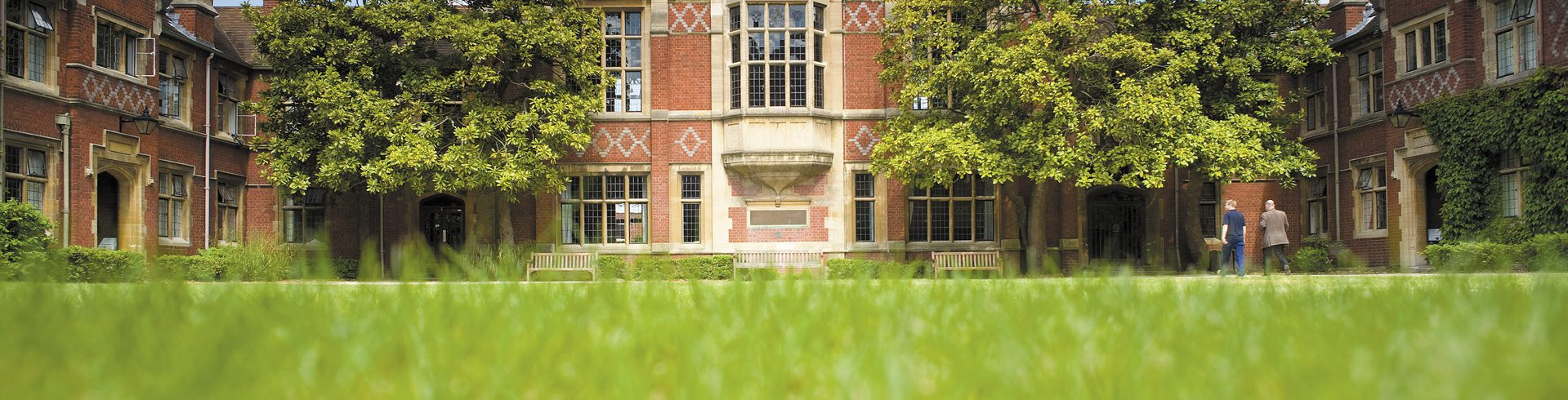 A photo of Wantage Hall at the University of Reading