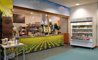 A photo of Agriculture Cafe