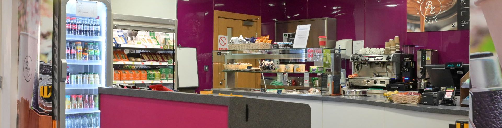 A photo of Enterprise Cafe