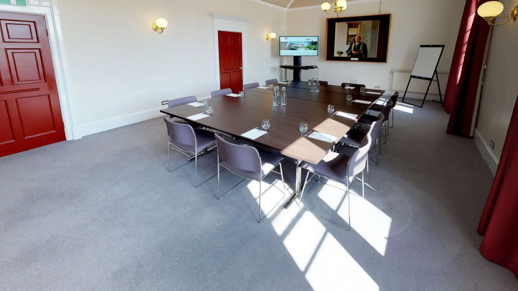 A photo of sibly meeting room in Park House