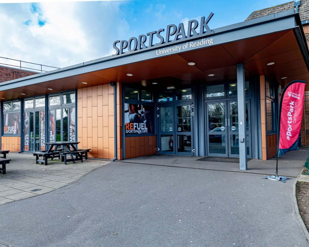A photo of SportsPark cafe